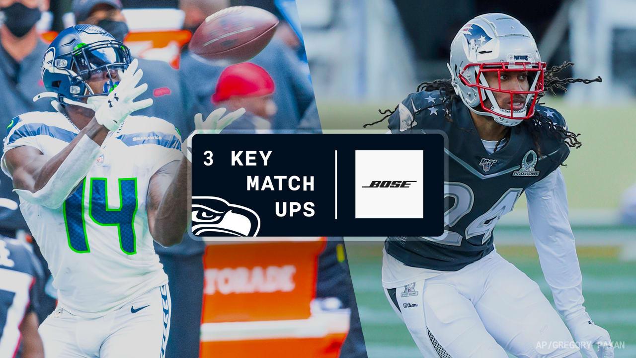 2020 Week 2 Key Matchups: Seahawks vs. Patriots - Seahawks.com