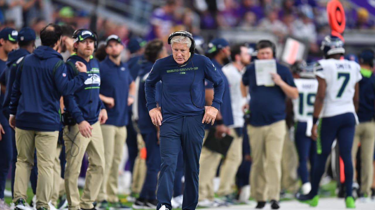 """Pete Carroll: """"We Have Plans"""" To Address Seahawks' Defensive Struggles - Seahawks.com"""