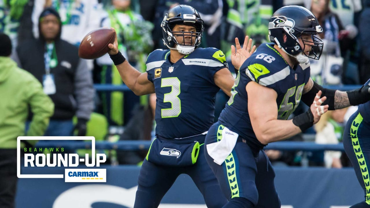87b0d143 Tuesday Round-Up: Three Seahawks Make CBS Sports' Top 100 Players Of ...