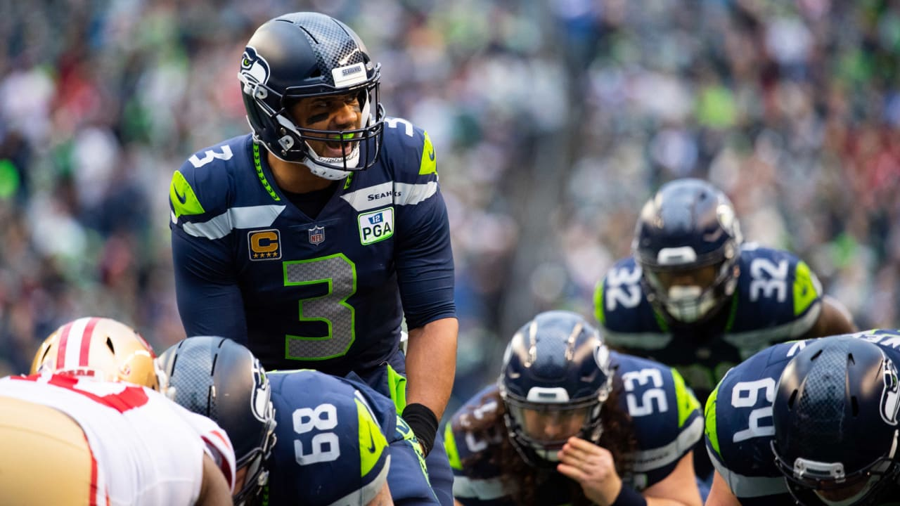 buy popular 516e8 902dd Russell Wilson Named To 2019 Pro Bowl