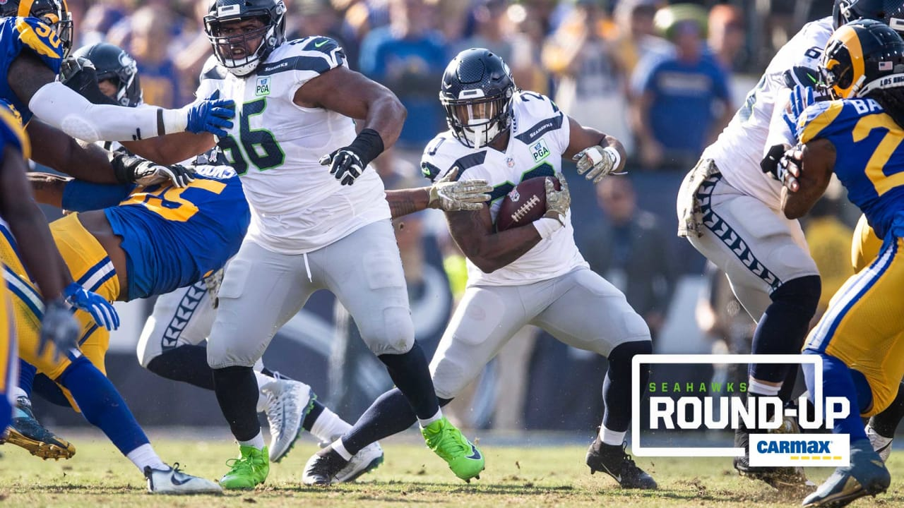 Tuesday Round-Up  Rashaad Penny Up For Rookie Of The Week At NFL.com 08b7abfa7