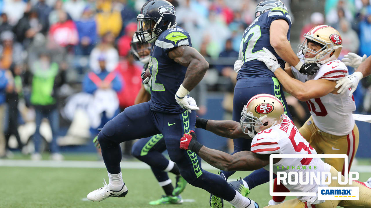 premium selection b6b04 7f7ed Tuesday Round-Up: Chris Carson Tied For First For Missed ...