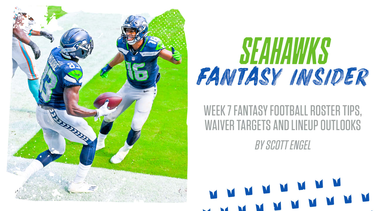 Week 7 Fantasy Football Roster Tips Waiver Targets And Lineup Outlooks