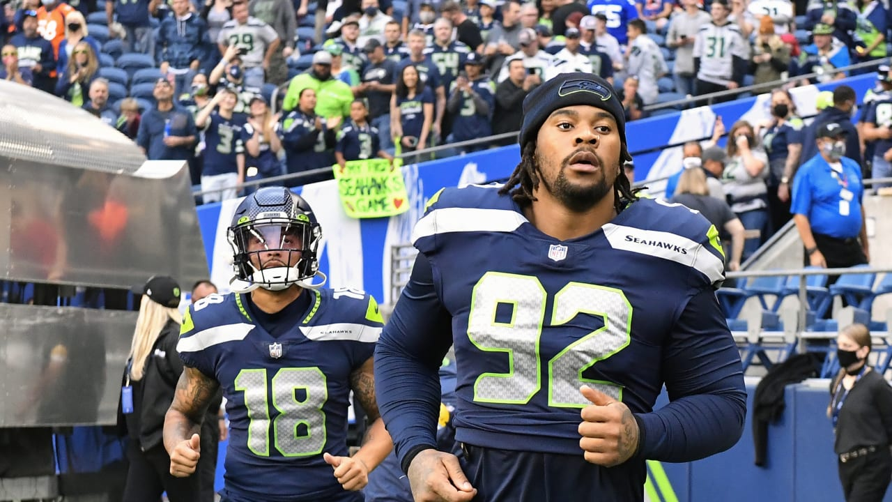 Seahawks Elevate Two From Practice Squad