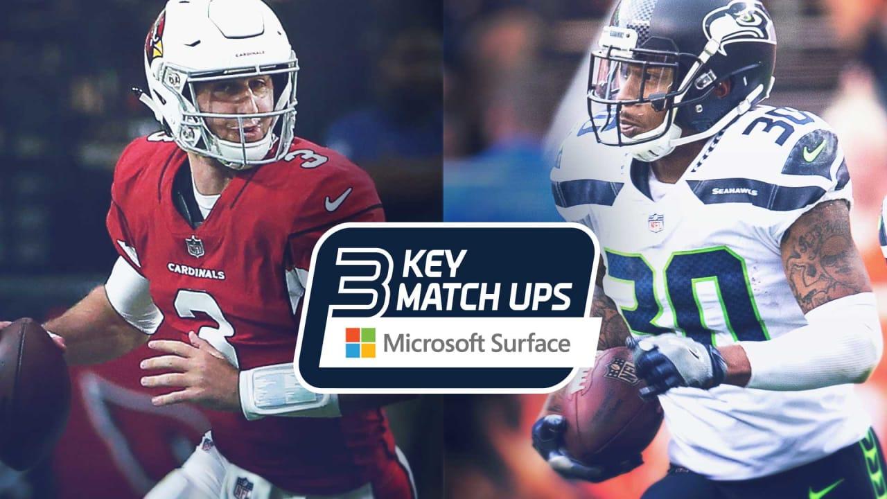 84ff998f Three Key Matchups: Seahawks at Cardinals