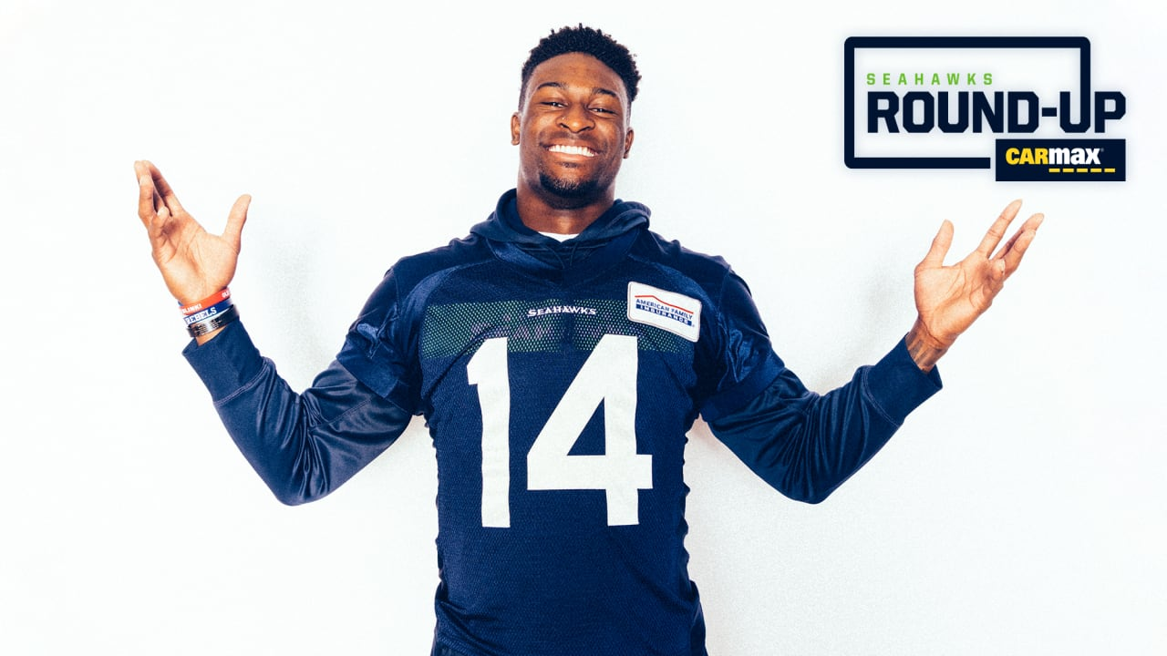 Tuesday Round-Up: Seahawks Rookies React To Madden Ratings
