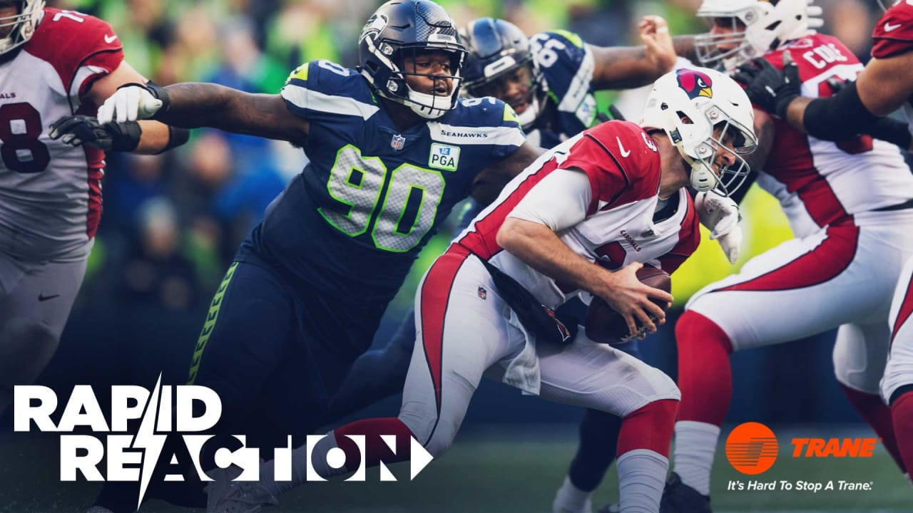 ca8edd51 Rapid Reaction: Seahawks 27, Cardinals 24