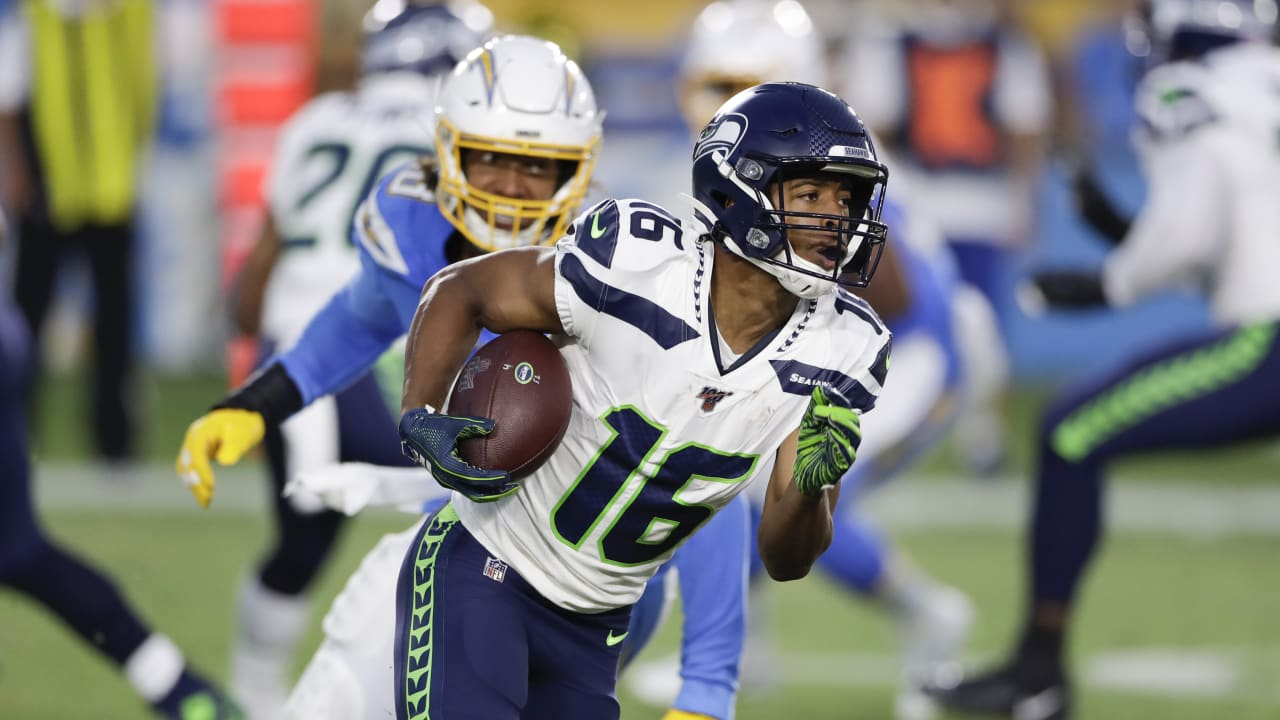 2019 Preseason Week 3 Russell Wilson Connects With Tyler