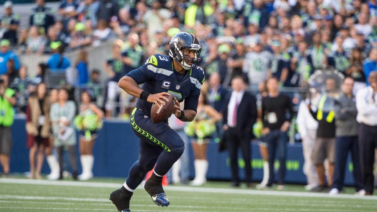 Is Russell Wilson A Terminator  Color Rush Reactions db57e6212