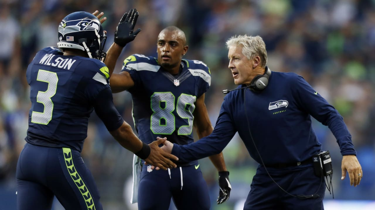 "Seahawks Know ""We Won't Ever Replace"" Doug Baldwin, But Are Excited About Current Group Of Receivers"