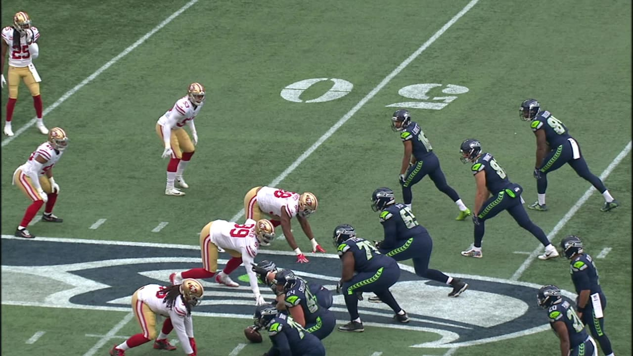 Raible Call Of The Game Russell Wilson Touchdown To Tyler