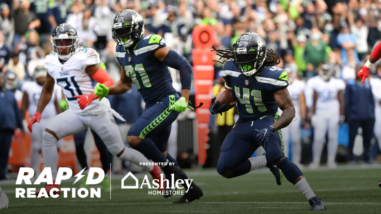 Rapid Reaction: Seahawks Start Fast But Can't Finish In Overtime Loss To Titans - Seahawks.com