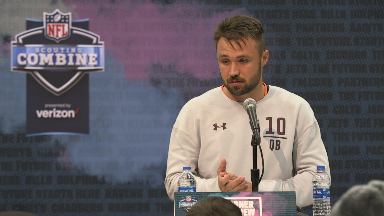 """1aee20f6 Quarterback Gardner Minshew Readying For NFL After """"Incredible Year ..."""