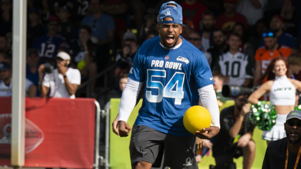 2019 Pro Bowl  NFC Wins Skills Showdown On Epic Dodgeball Comeback 9ce47f290