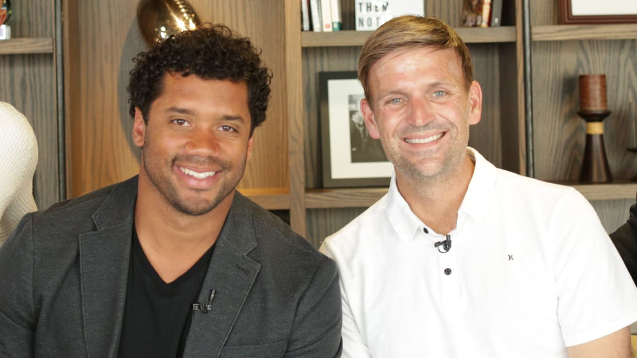 Russell Wilson Mourns Loss of 'Best Friend' and Mental Conditioning Coach Trevor Moawad