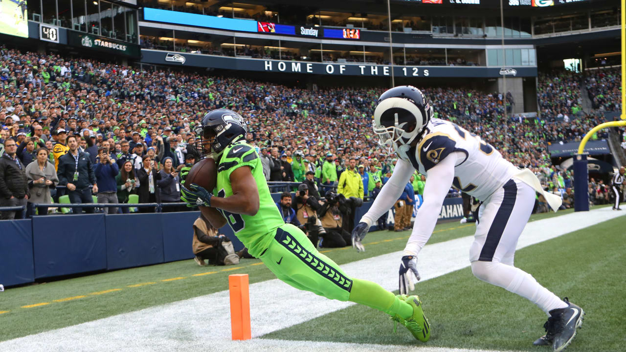 Image result for lockett touchdown on toes