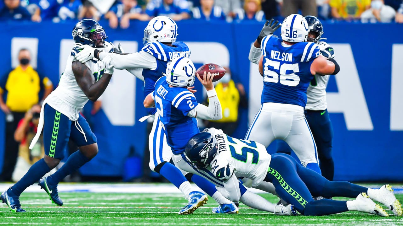 D-Line Shines In Seahawks Win Over Colts - Seahawks.com