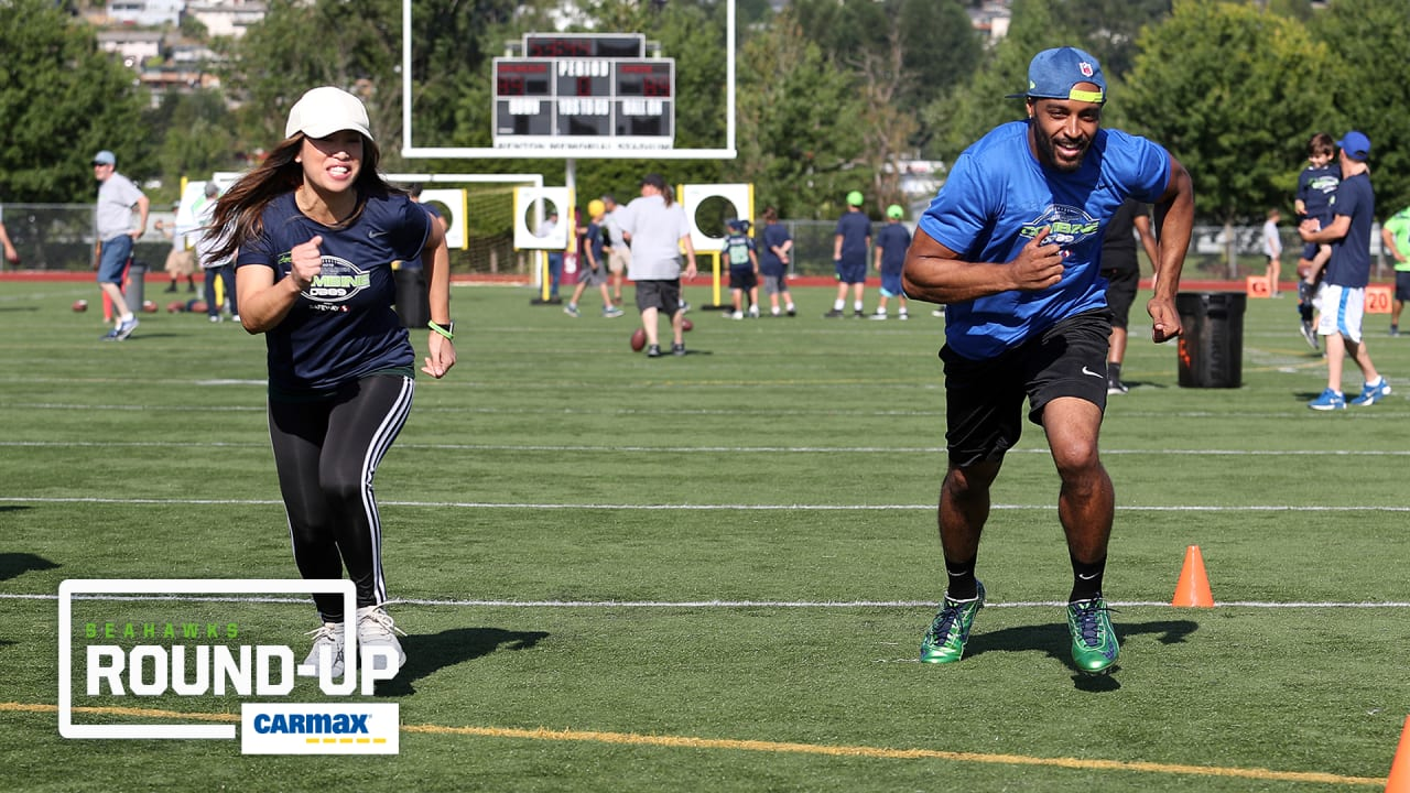 55537e392eb Thursday Round-Up: Doug Baldwin To Host His Third Annual Family Combine In  June