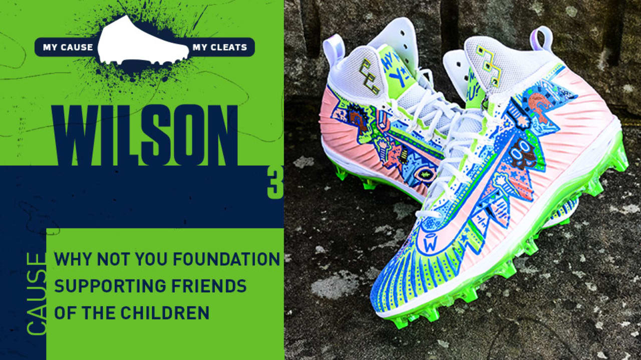 444ee9505 Russell Wilson Partners with Friends of the Children
