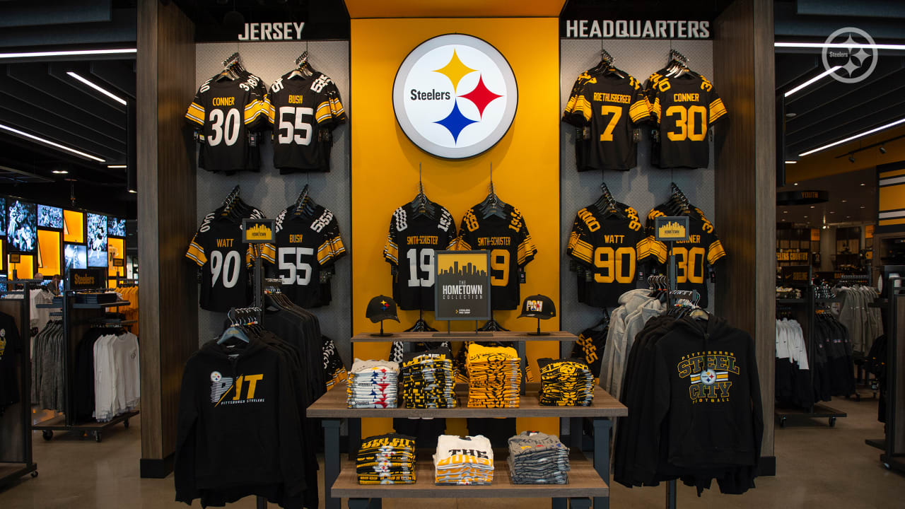 Steelers Pro Shop opens new location at Heinz Field