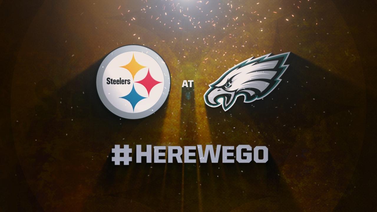 HereWeGo  Steelers-Eagles Preseason Week 1 f89384f06