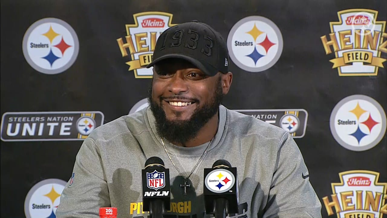 Tomlin We Re Looking To Strike A Blow For Team