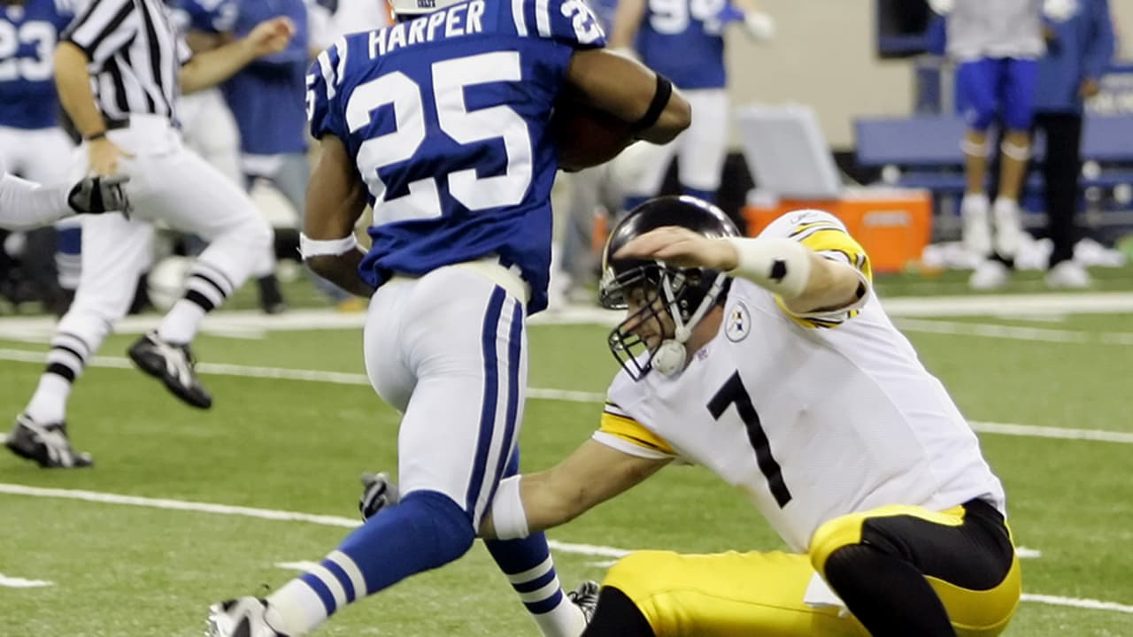 Steelers upset top-seeded Colts - Watch Full Game