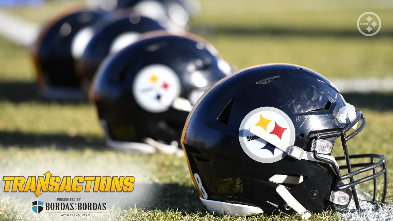 Steelers sign three free agents