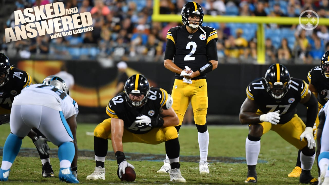Asked and Answered: Nov. 24 - Steelers.com