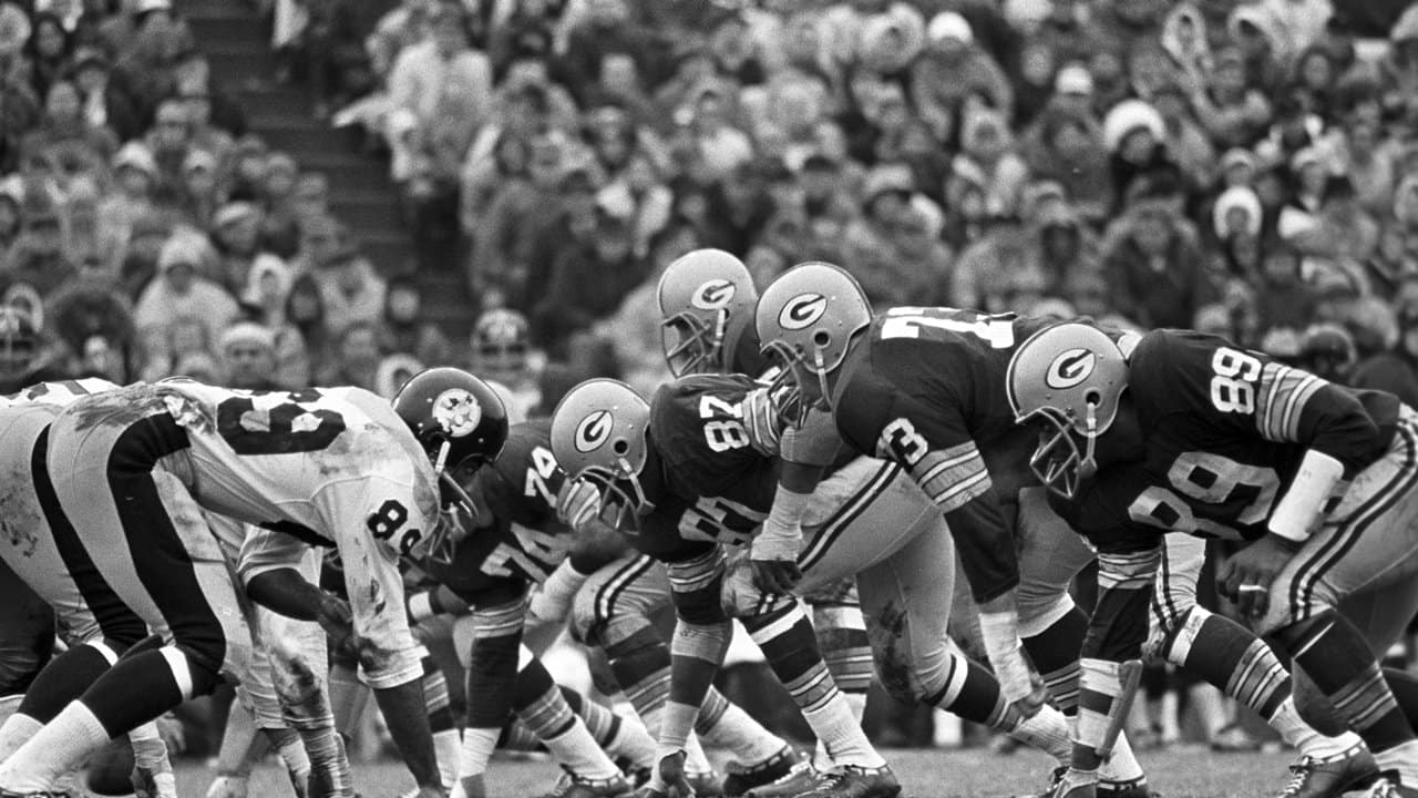 d8da8fd2a6f Steelers vs. Packers 1967