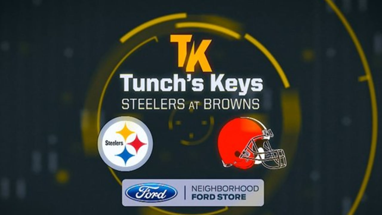 197a3332fad Tunch s Keys to Steelers at Browns