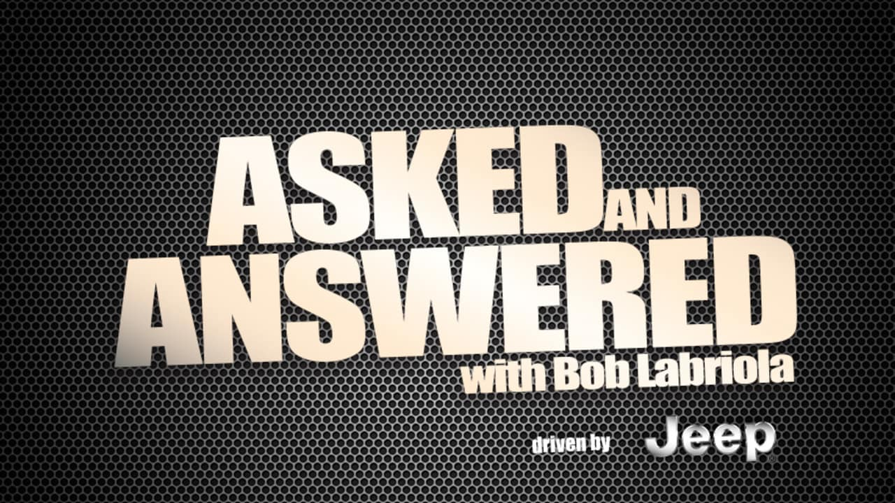 Asked and Answered  July 25 0213a868d