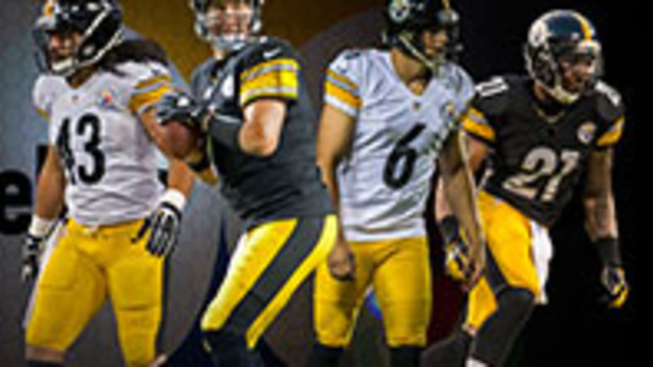 b1eb66261d7 Steelers Name Four Team Captains