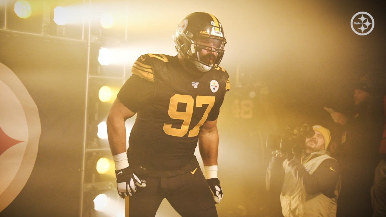 Cameron Heyward Piitsburgh Steelers AFC Pro Bowl Game Jersey
