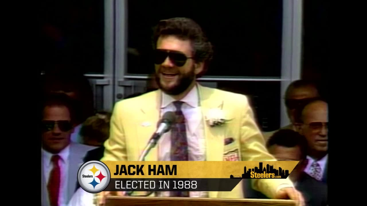 60359aa6994 Hall of Fame Induction Speech: Ham