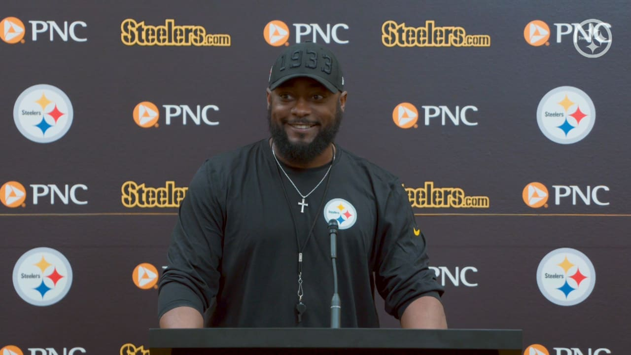 Tomlin It S Good To Stack Wins