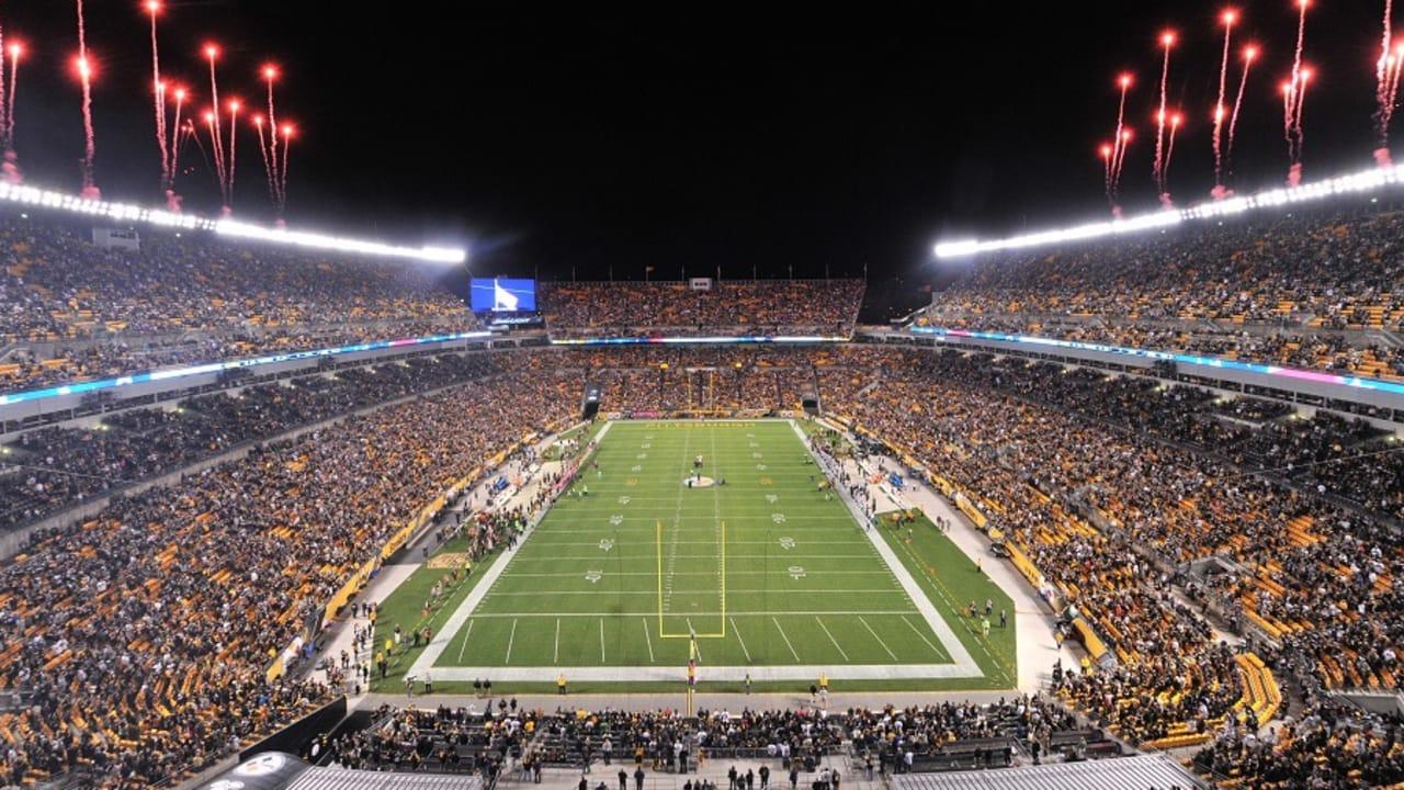 Steelers Release 2019 Schedule