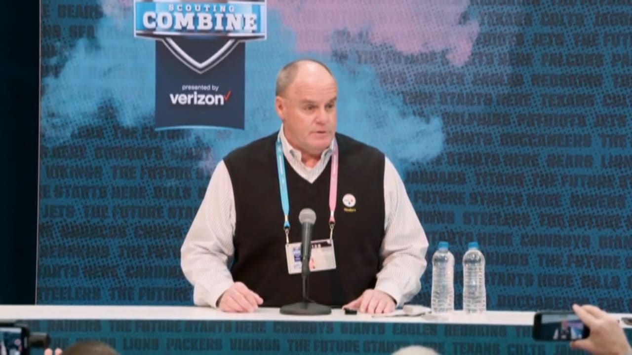 c42516c9b WATCH  Colbert speaks at the 2019 NFL Scouting Combine