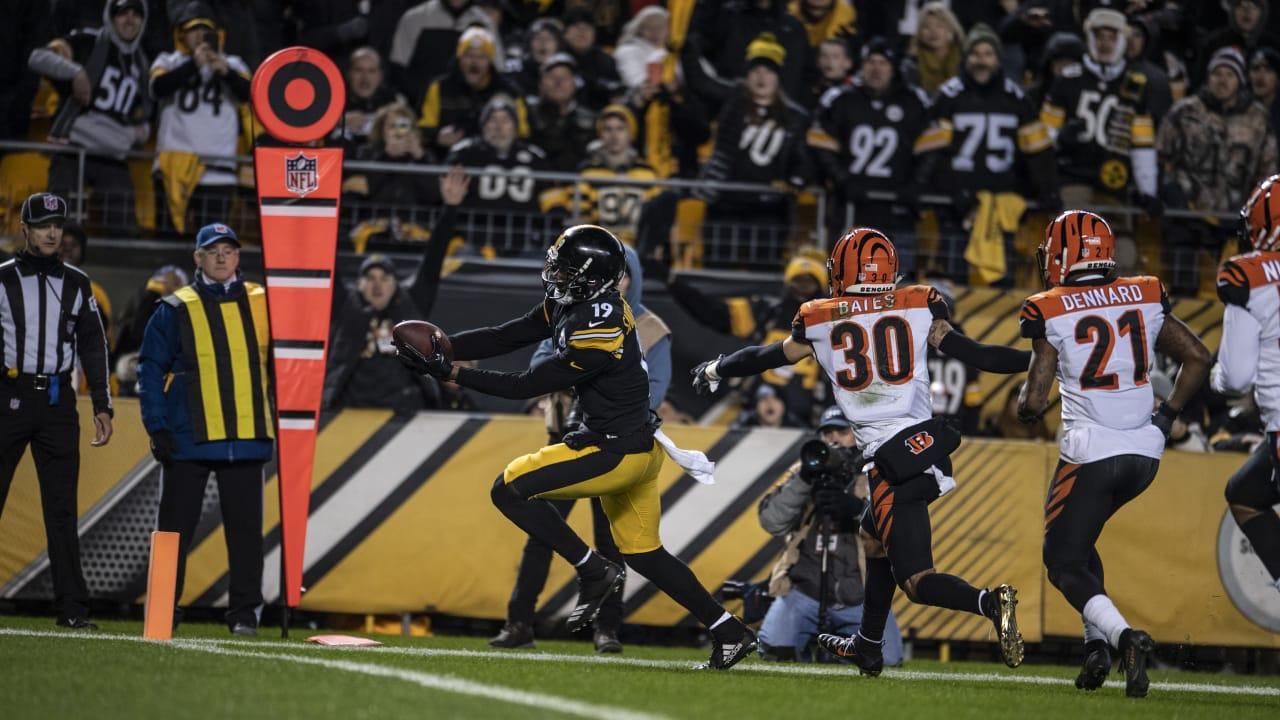 e27ac7cb6 HIGHLIGHTS: Steelers vs. Bengals, Week 17