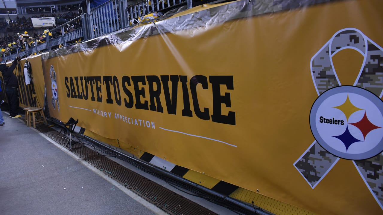 715dd329ba1 Steelers to host Salute to Service game