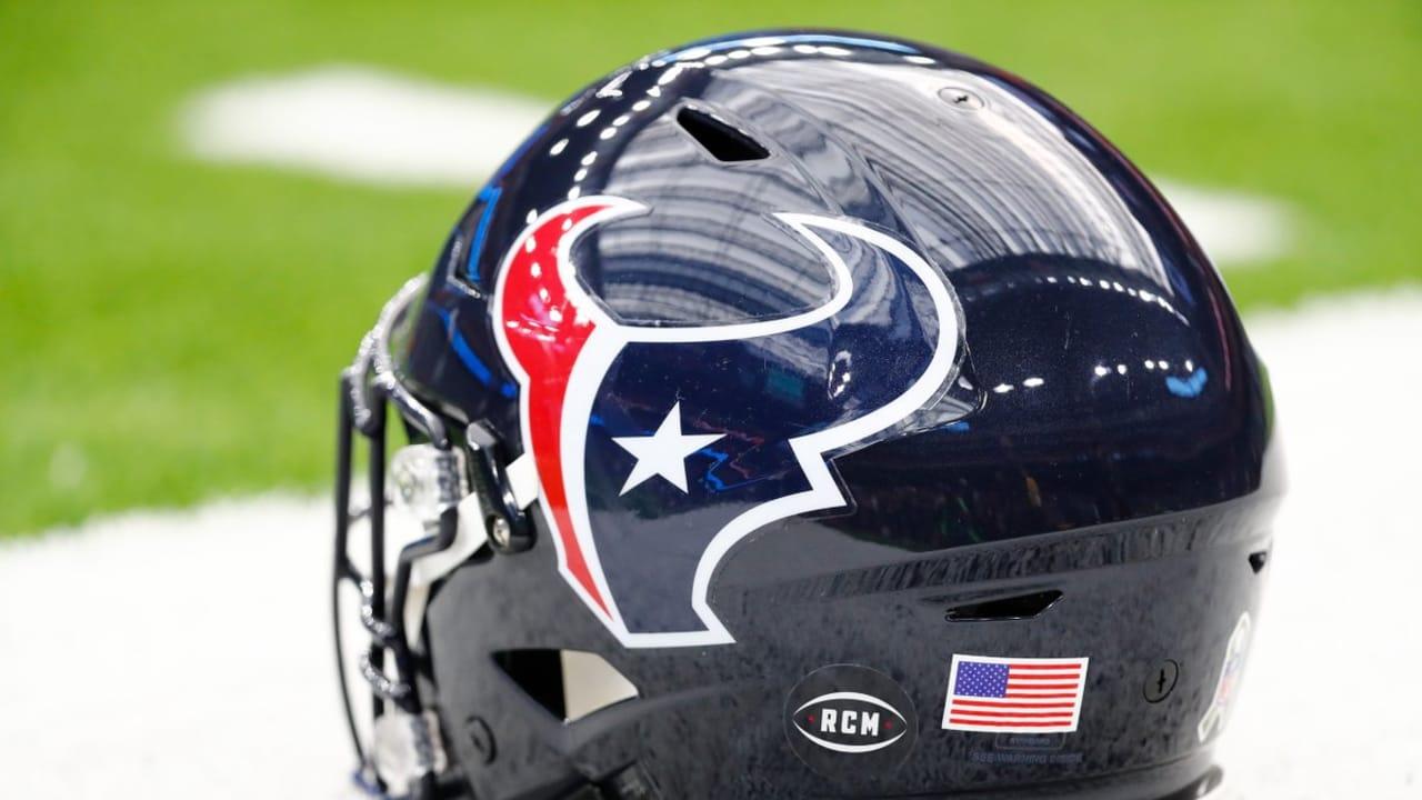 375d9216 Texans to honor Robert C. McNair with helmet decal
