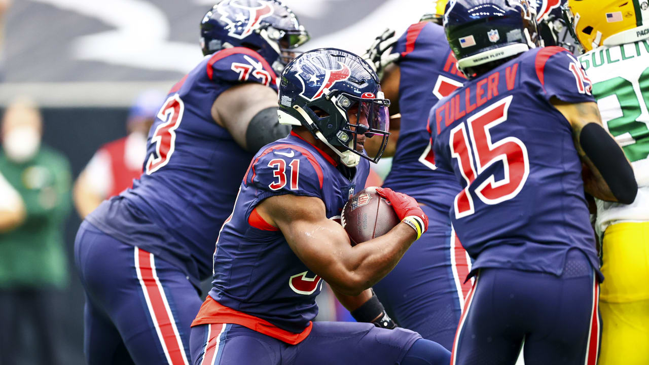Read The Game Notes From The Houston Texans Week 7 Game Against The Green Bay Packers