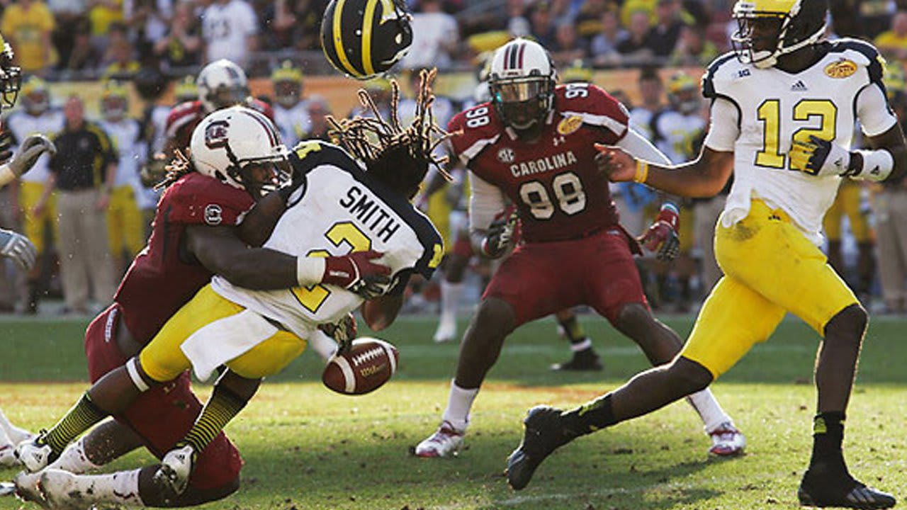 "Flashback: ""The Hit"" from Clowney"
