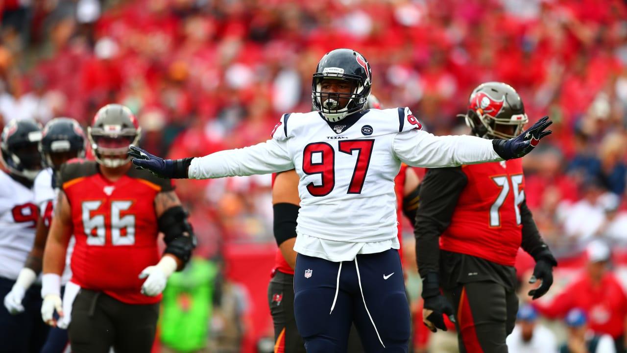 Angelo Blackson stepping up big on defense, special teams