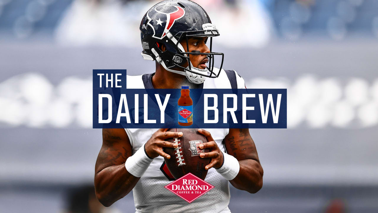 Deshaun Watson among Pro Bowl stars to headline head-to-head Verzuz battles   Daily Brew