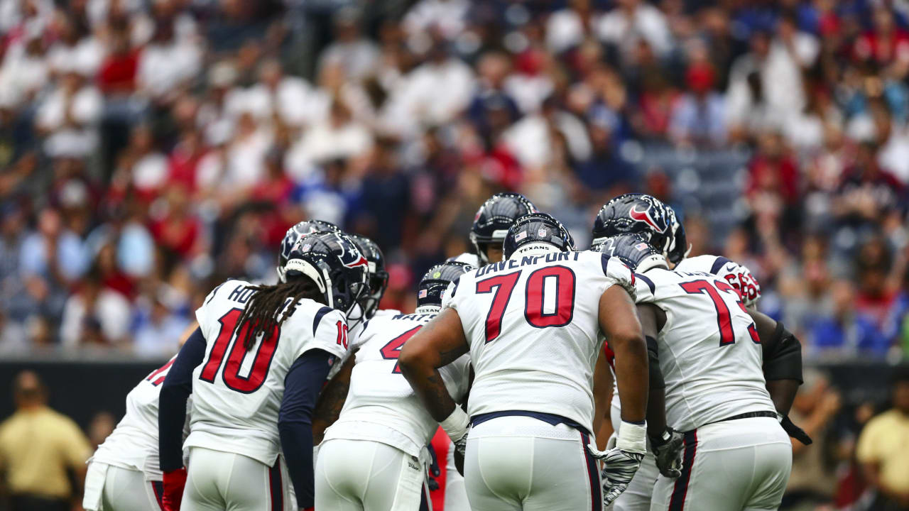 Houston texans account manager