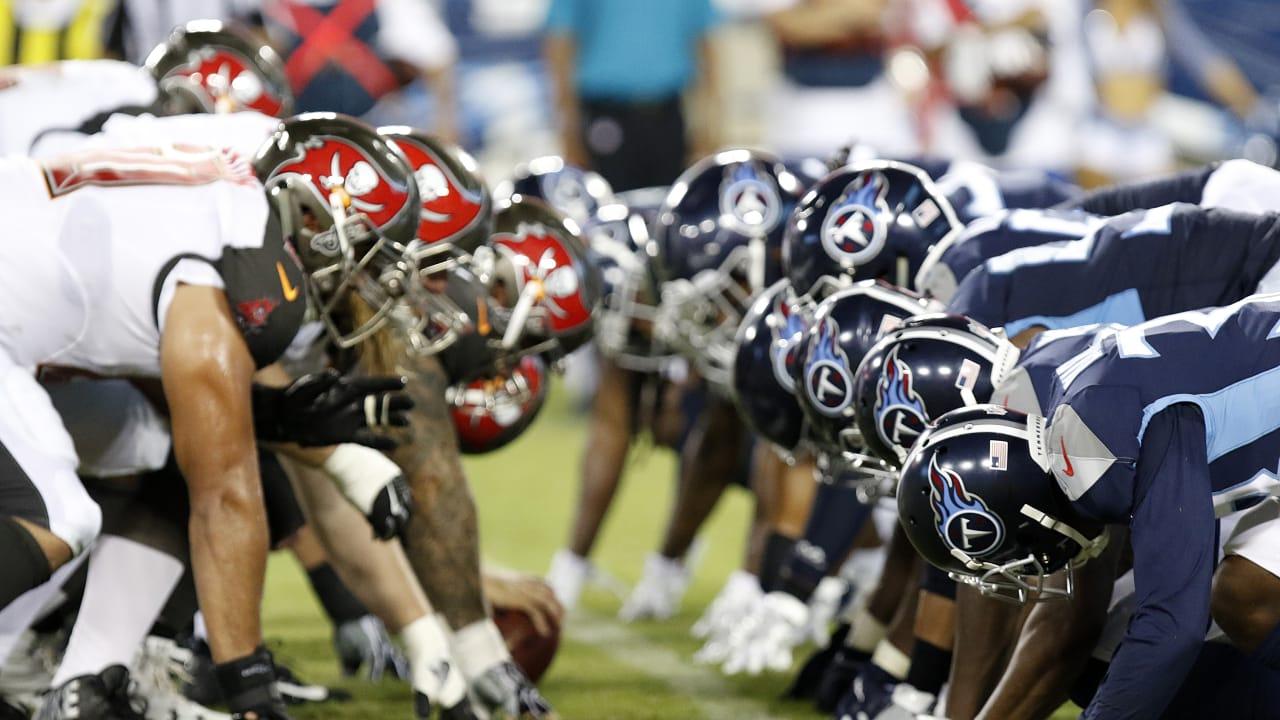 Titans vs. Buccaneers Highlights   Preseason Week 2