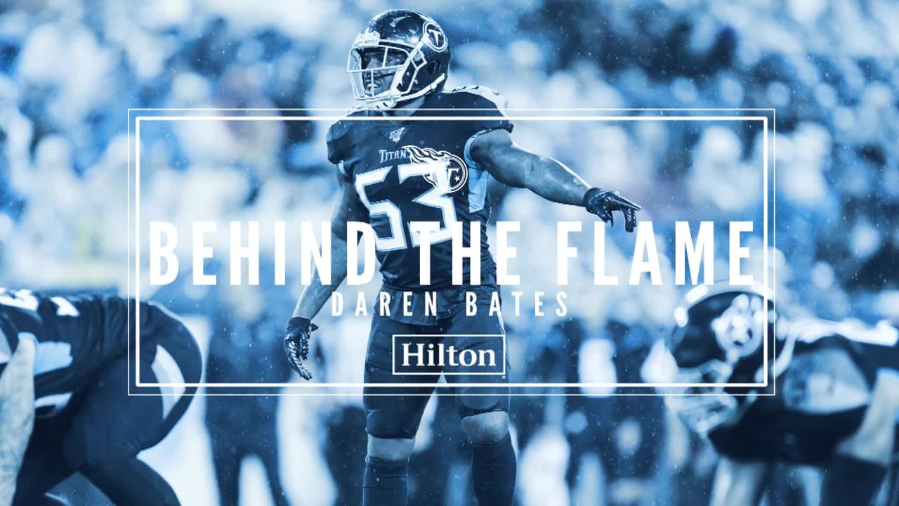 low priced 1ab1a 0f551 Behind the Flame: LB Daren Bates
