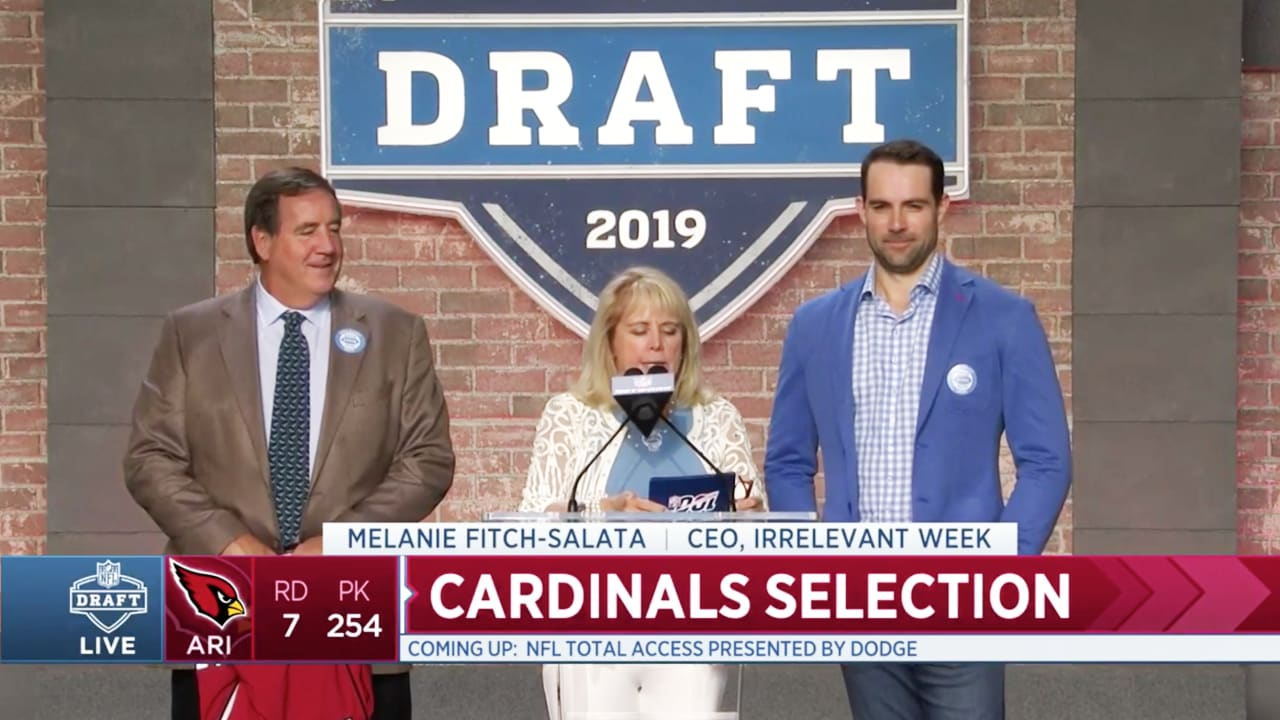 Year Of Living Irrelevantly Looking >> Former Mr Irrelevant Ryan Succop Puts Wrap On 2019 Nfl Draft