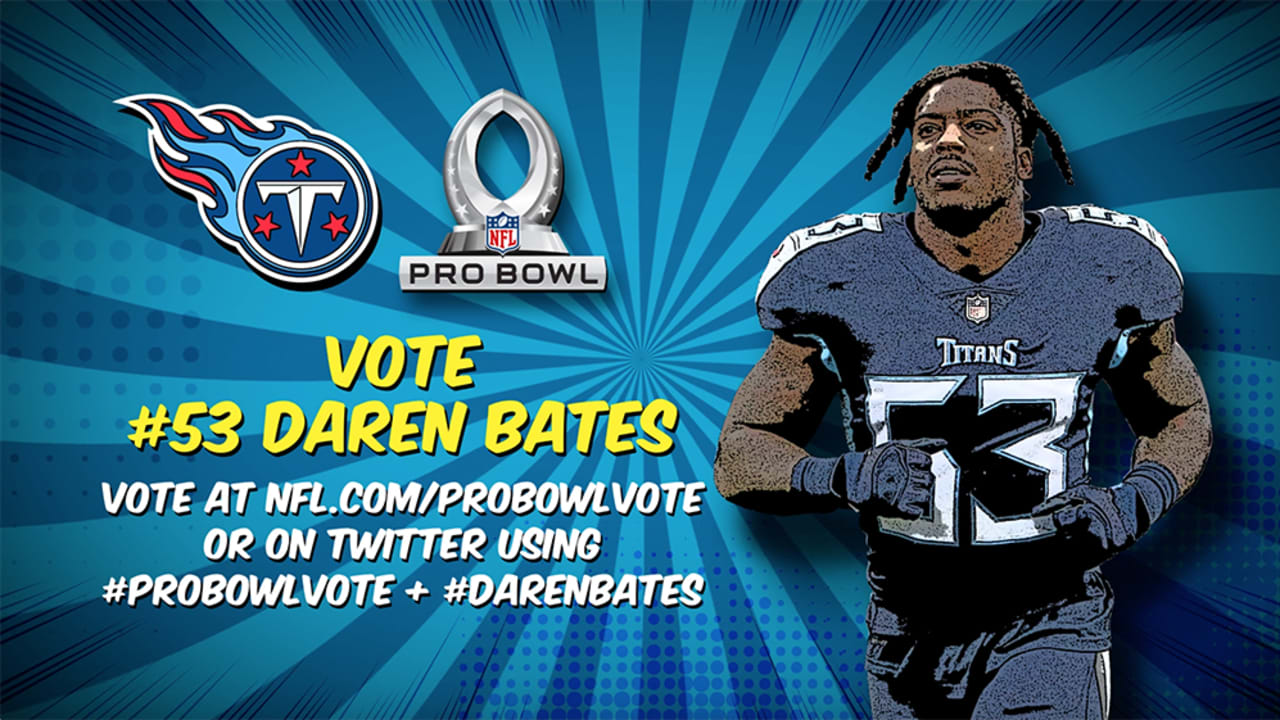 new product cd2ed 066cf Help Vote Special Teams Ace Daren Bates to 2019 Pro Bowl